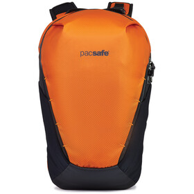 Pacsafe Venturesafe X18 Rygsæk orange/sort